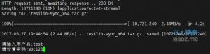 《CentOS一键安装Resilio Sync脚本》